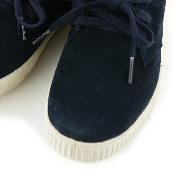 "Detailed image of Victoria (Victoria) suede mid cut sneakers ""SAFARI SERRAJE"" .06788"