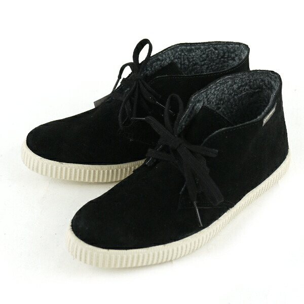"Color image of Victoria (Victoria) suede mid cut sneakers ""SAFARI SERRAJE"" .06788"