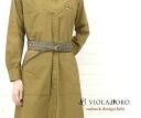 VIOLAd ' ORO (vioradolo) nubuck belt-V-6024-2781202