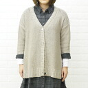 RAG SISTA( ラグシスタ) linen tape V neck cardigan, RS-5501-1971301