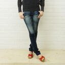 Betty Smith Betty Smith ベティースミス rayon denim skinny pants BAW1027-1981301