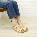 EXPERT( expert) synthetic leather strap sandals, NEP1302-0341301