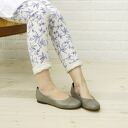 ■ ■ ☆ ☆ SANDRAMORALES (サンドラモラレス) leather flat pumps and NSM1201-0341301.