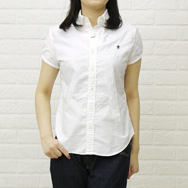 ジムフレックス Gymphlex コットン オックスフォード パフスリーブ ボタンダウンシャツ・J-0645YOXのカラー画像
