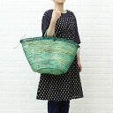 .1237-2,461,301 CATERINA BERTINI( Katerina Bertini) straw basket bag (very much) fs3gm