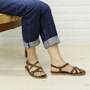 DN0050-0241301 & DUCKFEET (duck feet) leather strap sandals