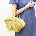 DRES( dress) ウィッカー basket bag, UT13-04-2461301 fs3gm