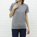 GOODWEAR (good are) cotton polyester gray short sleeve crew neck t-shirt-NGW 0601G-0341301