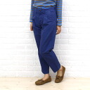 ■ ■ D.M.G Brocante (ドミンゴブロカント) リネンコットンボッシュトラウザー tuck pants 33-002 T.