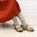 ☆ ☆ EXPERT (expert) Huracan strap Sabot Sandals-NEP0654H