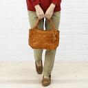 anyam nya robita( アニャムニャロビタ) mesh leather tote bag (S), AN-056S-2621302