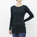 .611700-2,001,302 kanade( カナデ) cotton random lib ten minutes sleeve crew neck knit fs3gm
