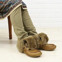PUNTO PIGRO( プントピグロ) sheepskin race up middle boots, ESCHIMESE-0341302 fs3gm