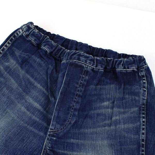 DEEP BLUE(ディープブルー) コットン ポリウレタン ストレッチ デニム レギンス  パンツ(ユーズド)・73601 の詳細画像