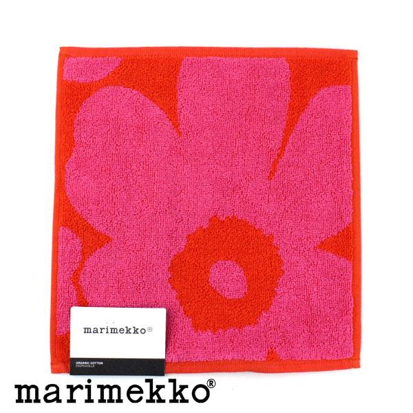 """marimekko(マリメッコ) コットン   ミニタオル """"UNIKKO MINI TOWEL""""・5263163837 のカラー画像"""