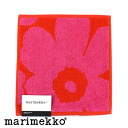 "Marimekko (Marimekko) cotton mini towel ""UNIKKO MINI TOWEL""-5263163837-0061302"