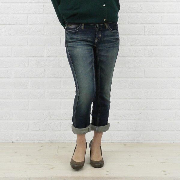 Betty Smith(ベティスミス)  フラップ ZIP デニム パンツ(ユーズド)・BAW2026W のカラー画像