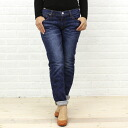 Domingo D.M.G cotton with poly urethane 5 P タイトフィットストレート denim pants (28-3) a 11-156-1271301