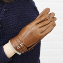Sergio De Rosa( セルジオデローサ) goat leather leather glove .1245-0241302