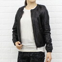 audrey and john wad( オードリーアンドジョンワッド) sheepskin no-collar blouson jacket, B1508-0031302