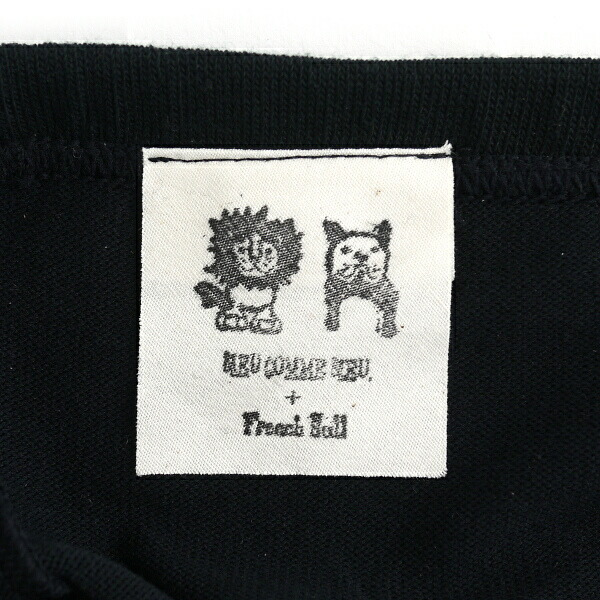 "Detailed image of French Bull( French bulldog) cotton rayon ten minutes length leggings ""chimney spats (2nd)"" .120-105"