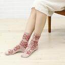 "French Bull( French bulldog) cotton linen socks ""mosaic socks"" .113-212 -1,851,302"