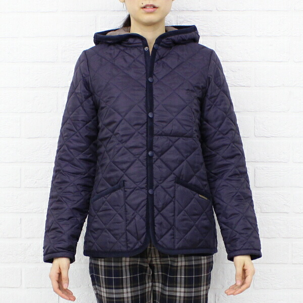 "Detailed image of LAVENHAM( ラベンハム) polyester food quilting jacket ""CRAYDON"", CRAYDON"