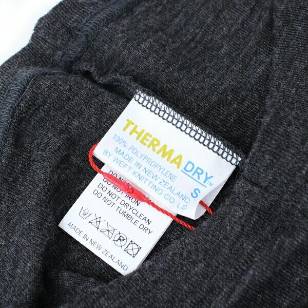 "THERMA DRY(サーマドライ)   10分丈レギンス ""LONG JOHN""・1002 の詳細画像"