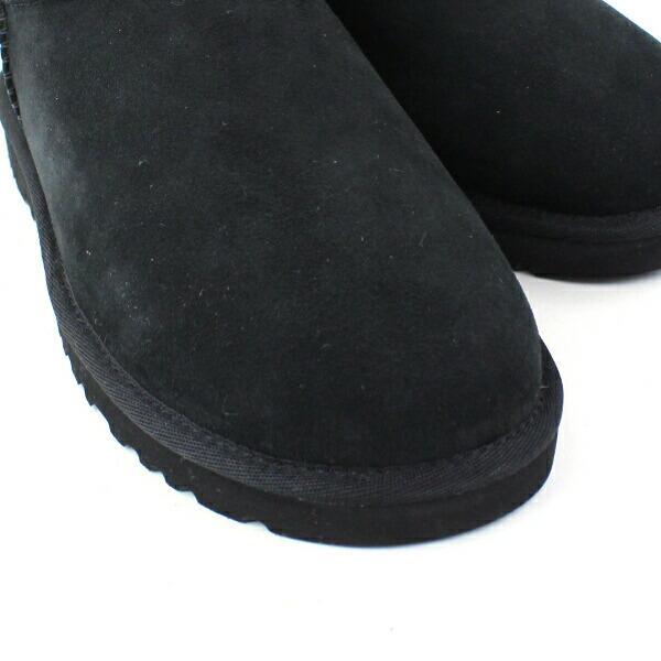 "Detailed image of UGG Australia( アグオーストラリア) sheepskin ankle boots ""W CLASSIC MINI"" .5854"