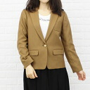 .335008-0501302 Dee Flavor( D beauty) wool tailored collar jacket fs3gm