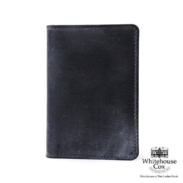 """Whitehouse Cox(ホワイトハウスコックス) ブライドルレザー 名刺入れ """"BRI NAME CARD CASE""""・S7412 のカラー画像"""