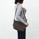 .7307-2,271,302 Hawk Company( Hawk Company) leather messenger shoulder bag fs3gm