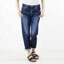 .13 1271302 D.M.G( Domingo) cotton 5P tapered fitting denim-706B-fs3gm