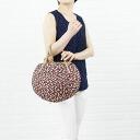 "Sans-Arcidet (San Alcide) raffia leather handle half-moon-shaped カゴバッグ ""TOUREBAG MIX"" (L)-TOUREBAG-MIX-2461401"