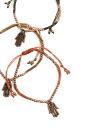wakami (ワカミ) unisex code bracelet ハムサハンド Slipknot-WA9274-75-76-3141401