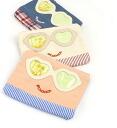 Casselini (キャセリーニ) pattern selector heart sunglasses pouch-25-1707-3181401
