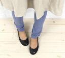 """FS/NY (エフエススラッシュエヌワイ) レザーフラット ballet shoes """"CLICKSTROPICIATO""""-CLICK-STROPICIA-0811302"""