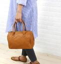 CI-VA (Ciba) leather mini Boston bag-1968VOLA-0071301