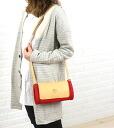 ■ ■ IL BISONTE (イルビゾンテ) cotton canvas leather barrel-shoulder bag 411819-0061302.