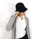 PHOLYA (Folia) wool felt Hat-NPY1451-0341402