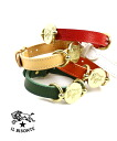 IL BISONTE (ilbizonte) leather Concho bracelet with medal-5482300397-0061402