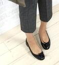 "Repetto (Repetto) enamel ballet slippers ""BB""-V 086V-0061301"