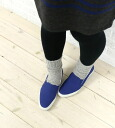 Veritecoeur( ヴェリテクール) cotton slip-ons sneakers, SN-002-2421401