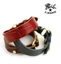 IL BISONTE (ilbizonte) type press leather bracelets-5432409397-0061402