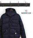 "MONCLER (MONCLER) nylon Hooded down jacket ""KARAKORUM""-KARAKORUM-2011402"