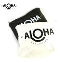 Collection of ALOHA (Aloha collection) Tyvek logo pouch ORIGINAL MAX-5058007-3251501