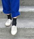 "French Bull( French bulldog) linen shortstop socks ""シャインソックス"" .113-192 -1,851,301"