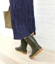"AIGLE (Aigle) mid-length boots rubber boots ""BISON"", BISON-0241501."