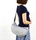"""Small Banana Shoulder Sweat"" CHUMS (chums) sweatshirts nylon small shoulder bag-CH60-0625-0241501"