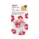 0 months or more flower pacifier pigeon S size 1 pieces